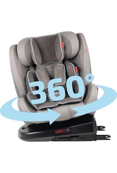Heyner Kids Infiny Twist 0 - 36 kg Isofix Oto Koltuğu 360° Dönebilir