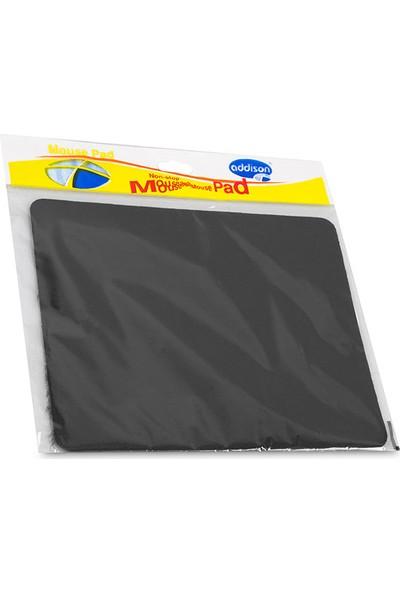 Addison Mouse Pad Siyah