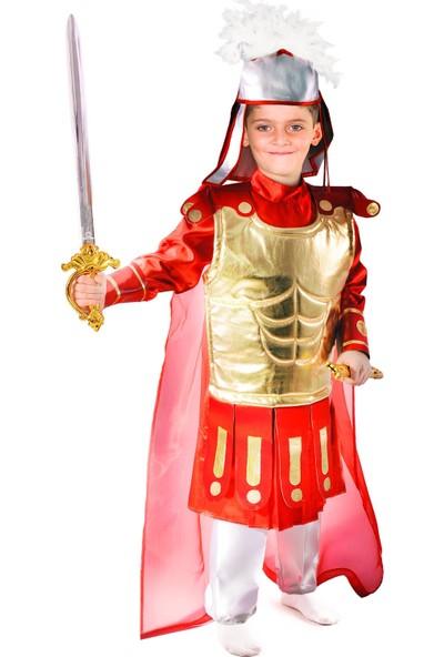 Oulabimir Şövalye Kostümü Çocuk Kıyafeti