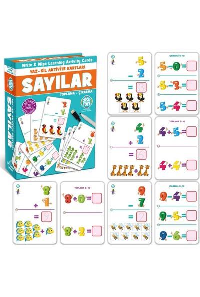 Circle Toys Yaz Sil Sayılar