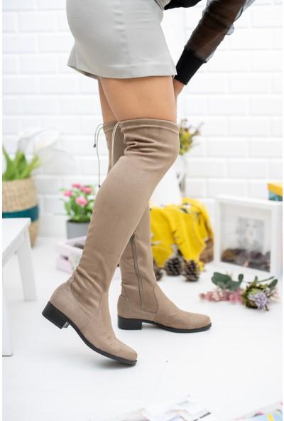 Daxtors D3022 Günlük Kadın Çizme