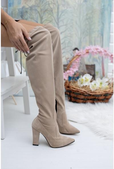 Daxtors D522 Günlük Kadın Çizme