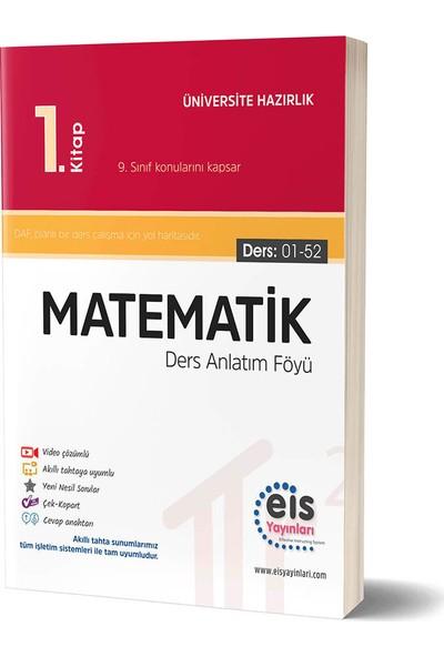 Eis Yayınları Matematik 1. Kitap Daf