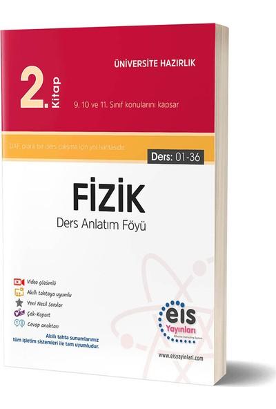 Eis Yayınları YKS Fizik 2. Kitap Daf