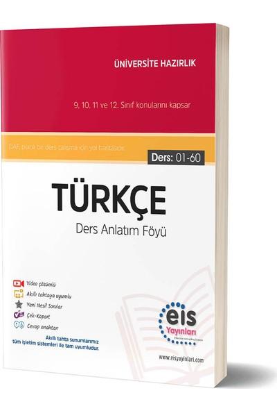 Eis Yayınları YKS Türkçe Daf