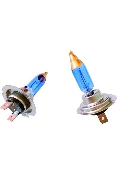 Aspex H7 Set Ampul 12 V 100 W Beyaz Işık Ampul + 2 Adet Dipsiz Ampul
