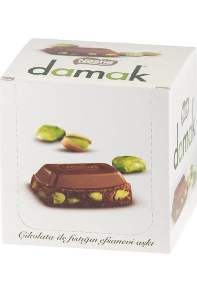 Nestle Damak Kare Çikolata 70 gr x 6'lı