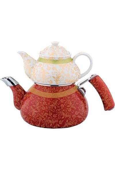 Verda VRD1521 Hanzade 5 Parça Çaydanlık Takımı