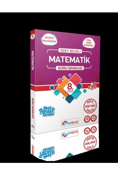 Köşebilgi 8 Sınıf Soru Bankası Matematik - Fen Bilimleri