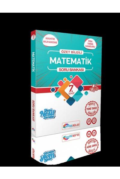 Köşebilgi 7 Sınıf Soru Bankası Matematik - Fen Bilimleri