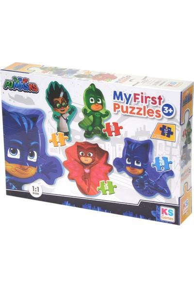 KS Games Pijamaskeliler Eğlenceli Puzzle Pjmask 4'e1