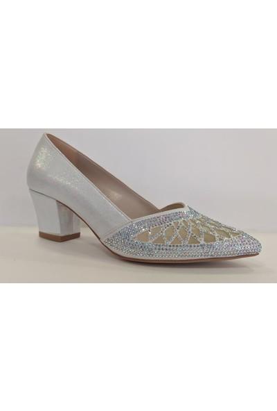 Beety 51.037 Kalın Topuk Abiye Klasik Ayakkabı