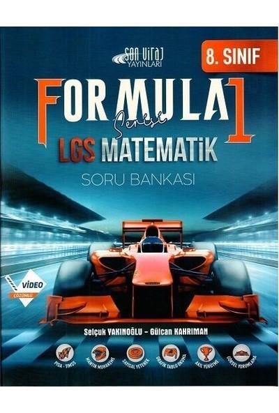Son Viraj 8. Sınıf Lgs Matematik Formula Soru Bankası