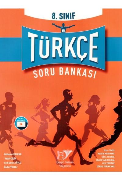 Beyin Takımı 8. Sınıf Türkçe Soru Bankası - Vedat Çelik