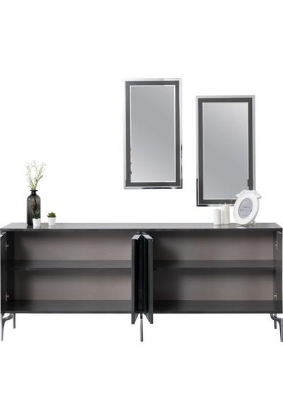 Feyza Mobilya Anka Konsol ve Ayna