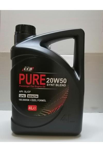 Ccp 20W50 Synt Blend
