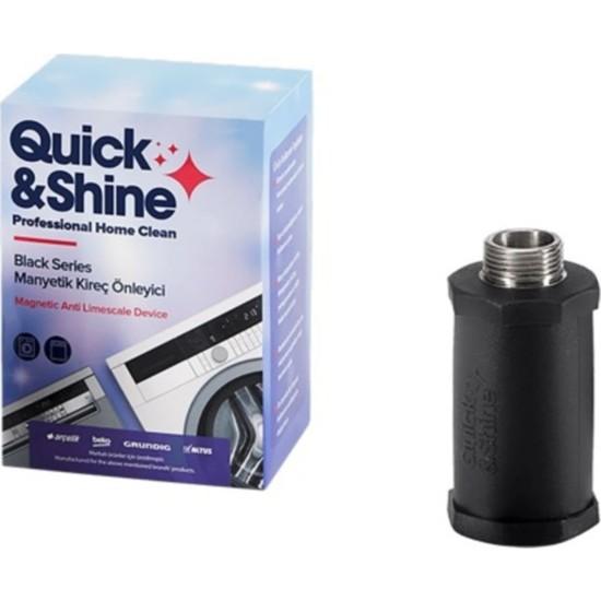 Quick&Shine Black Series Manyetik Kireç Önleyici