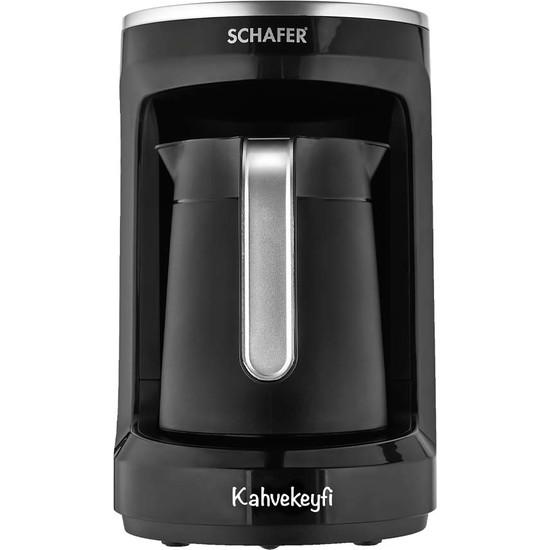 Schafer Kahve Keyfi Türk Kahvesi Makinesi