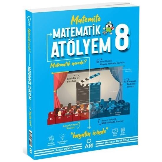 Arı Yayıncılık 8 Sınıf Matematik Atölyem