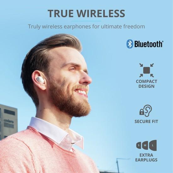 Trust 23904 Nıka Compact Bluetooth Kulaklık