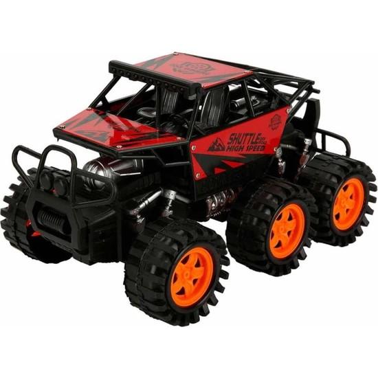 Maxx Wheels Rock Crawler Sürtmeli Araba 21 cm