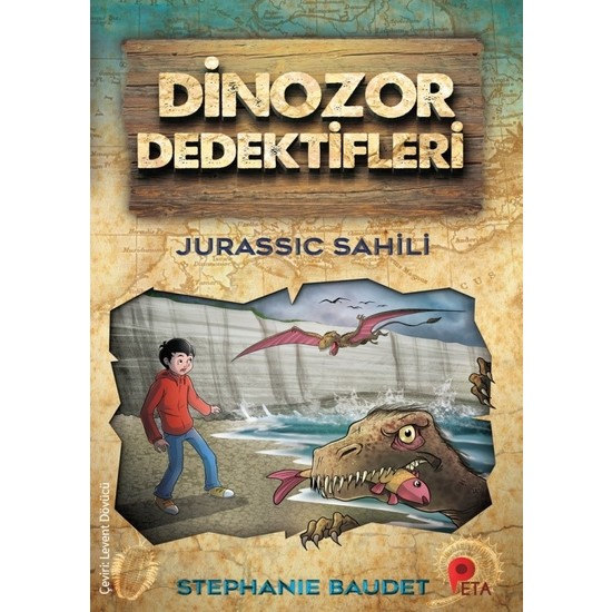 Dinozor Dedektifleri / Jurassic Sahili - Stephanie Baudet