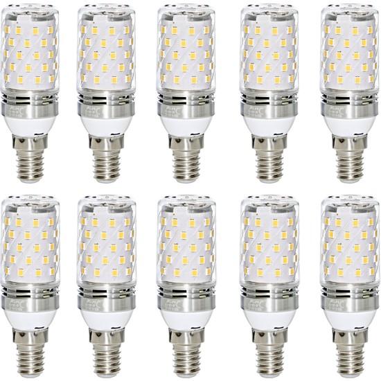 Alpi E14 6w Smd LED Ampul - 4000K - 10'lu