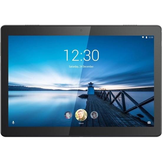 """Lenovo Tab M10 TB-X605FC 32GB 10.1"""" IPS Tablet Siyah ZA4Y0053TR"""