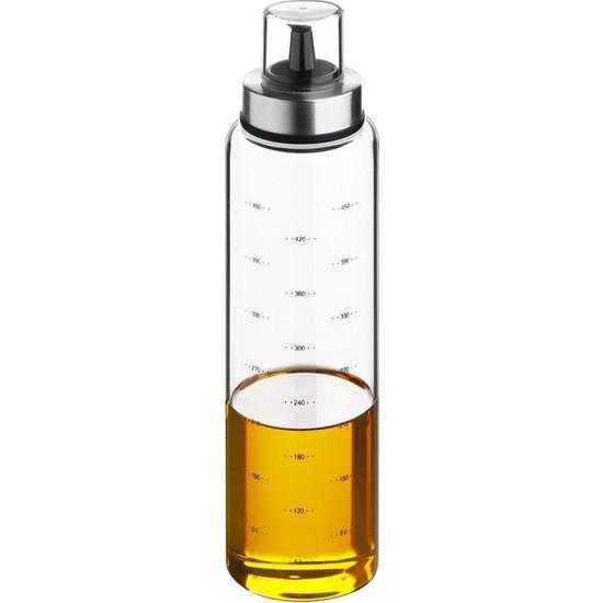 Vipgross 500 ml Borosilikat Cam Yağlık BOR-8814