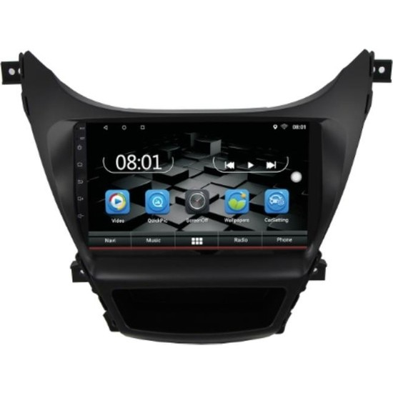 Jack Martin JM10 - Hyundai Elentra 2010 - 2013