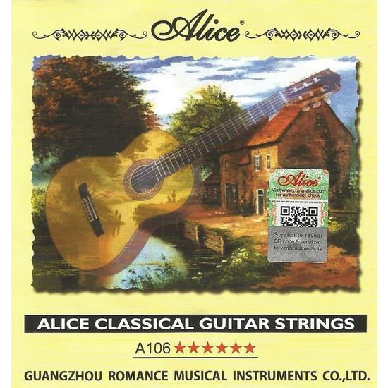 Alice Profeyonel Klasik Gitar Teli