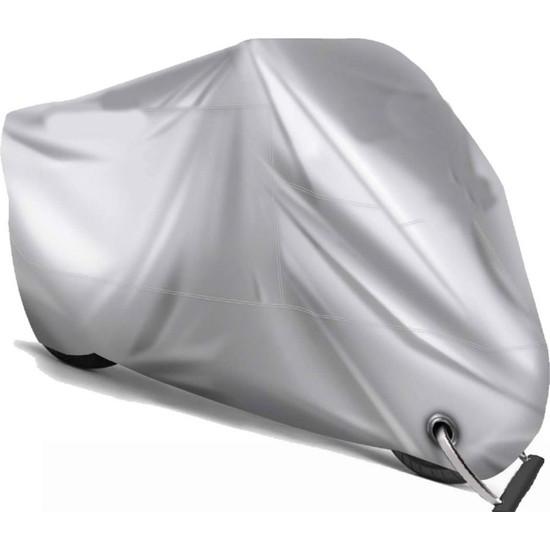 CoverPlus Kymco Venox 250 Motosiklet Brandası (Bağlantı ve Kilit Uyumlu)