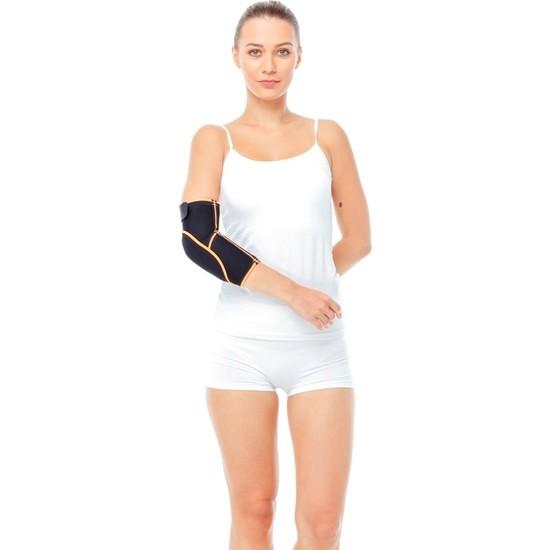 Orlex® Orx-D 42 Silikon Destekli Dirseklik (Sportif Aktivitelerde ve Sonrasında Koruma Sağlar.)