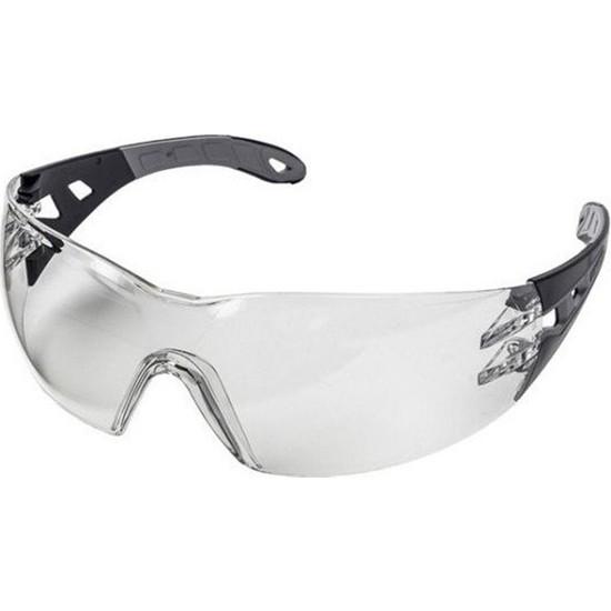 Uvex 9192 Pheos 370 Hc-Af Beyaz Cam Gözlük