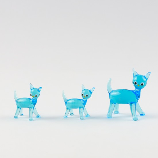 Adamodart Mavi Kedi Biblo Set