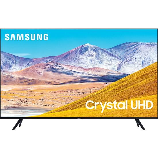 Samsung 43TU8000 43'' 109 Ekran Uydu Alıcılı Crystal 4K Ultra HD Smart LED TV