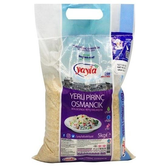 Osmancık Pirinç - 5 kg