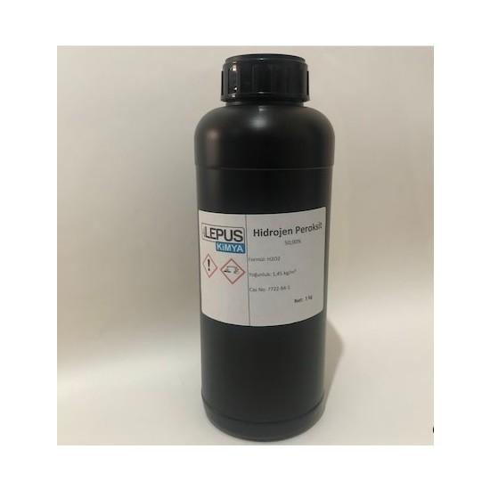 Lepus Kimya Hidrojen Peroksit %50'lik 1 lt