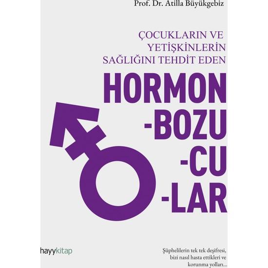 Hormon Bozucular - Atilla Büyükgebiz