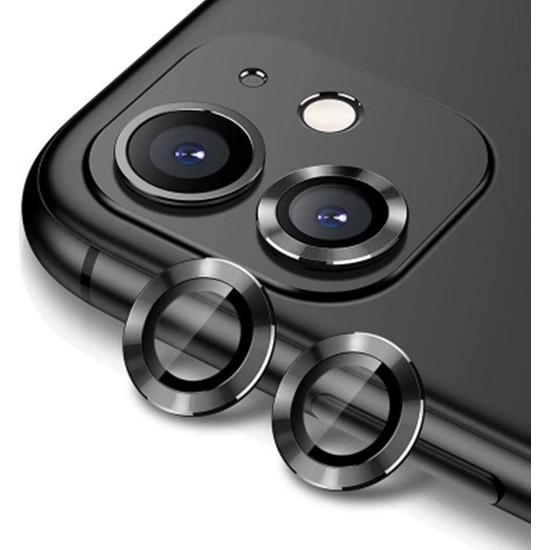 Ally Apple iPhone 11 6.1 Kamera Lens Koruyucu Aluminium 2 Adet AL-32966