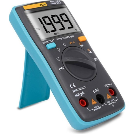 Sinometer SZT98 Dijital Multimetre