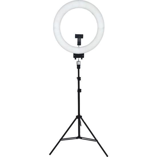 """Riolink 18"""" 72W 480 LED Ring Light"""