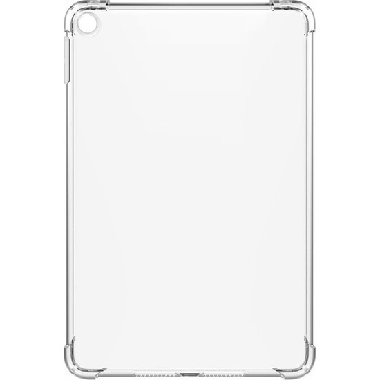 CepLab Apple iPad Mini 5 Kılıf Şeffaf Shockproof Silikon Kapak