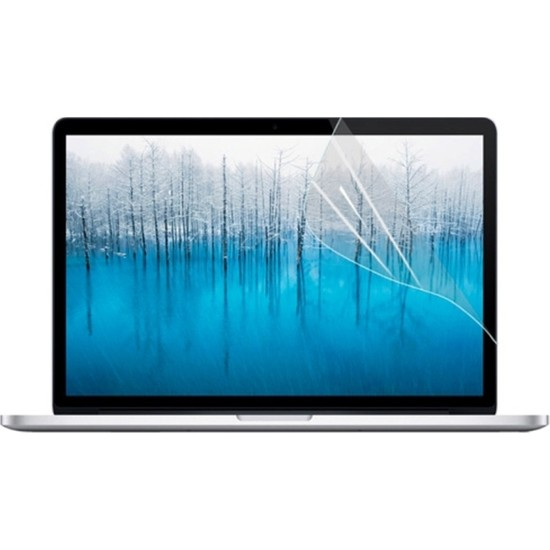 """Ssmobil MacBook Pro 15"""" Darbe Emici Ekran Koruyucu"""