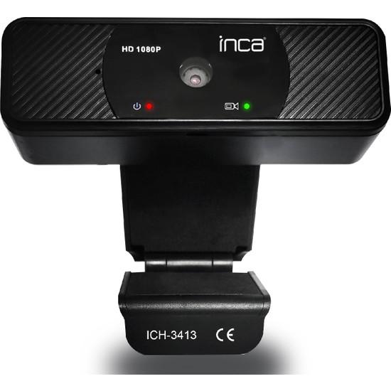 Inca ICH-3413 1080P 2mp Web Kamerası