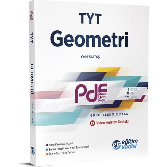 Eğitim Vadisi TYT PDF Geometri Video Anlatım Destekli