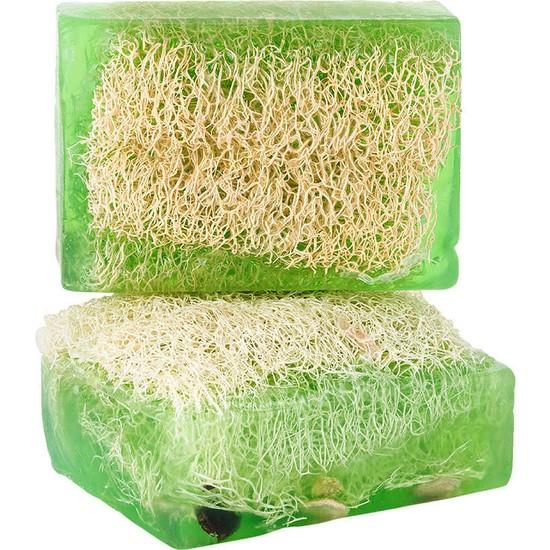 The Soap Factory Dogal Kabak Lifli Argan Sabunu 100 gr
