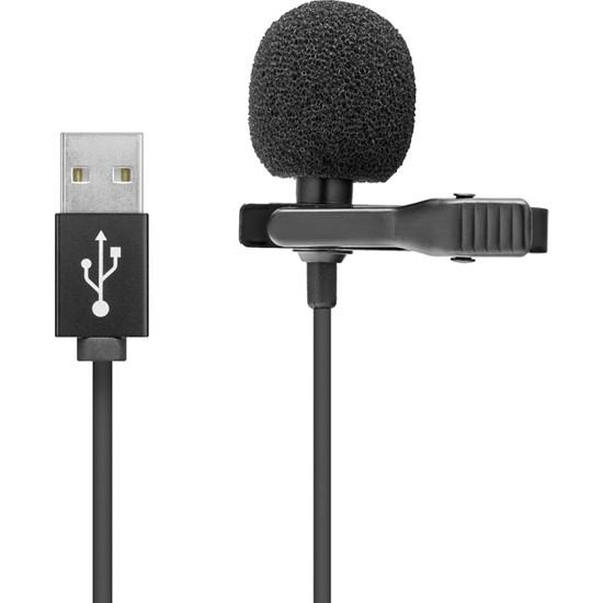 Hadron HD569 Yaka Mikrofon USB