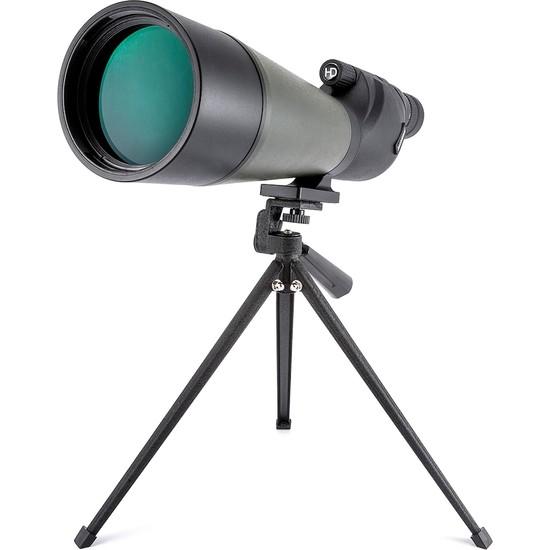 Bushman Alfa Professional 20-60X80 Spotting Scope