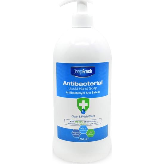 Deep Fresh Antibakteriyel Sıvı Sabun 1000 ml